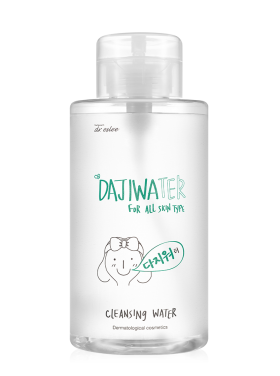 Daji Cleansing Water: Pump type 500 ml