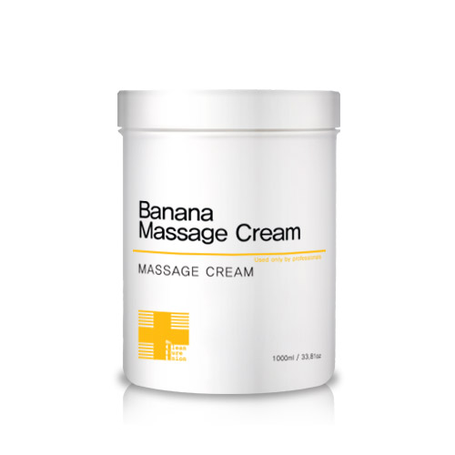 Dr. CPU Banana Massage Cream 1000 ml - 바나나 마사지 크림