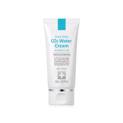 Dr. CPU CO3 Water Cream (Retail) 50 ml - 퓨어드롭 탄산수 크림