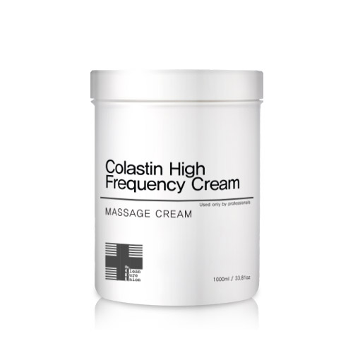 Dr. CPU Colastin High Frequency Massage Cream 1000 ml - 콜라스틴 하이 프리퀀시 크림
