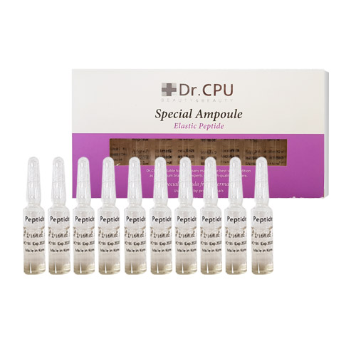 Dr. CPU Elastic Peptide Ampoule 20*2ml