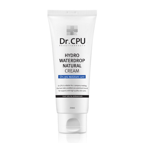 Dr. CPU Hydro Water Drop Natural Cream 250 ml
