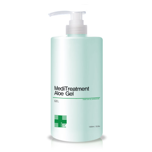 Dr. CPU MediTreatment Aloe Gel 1000 ml - 알로에 겔