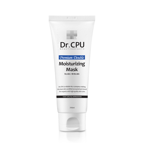 Dr. CPU Premium Double Moisturizing Mask 250 ml - 모이스춰라이징 마스크