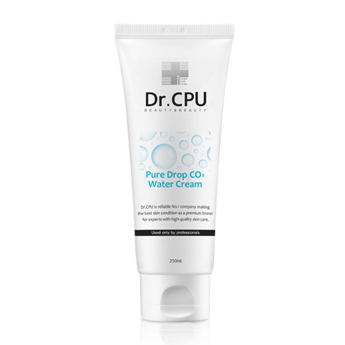 Dr. CPU Pure Drop CO3 Water Cream 250 ml - 퓨어드롭 탄산수 크림