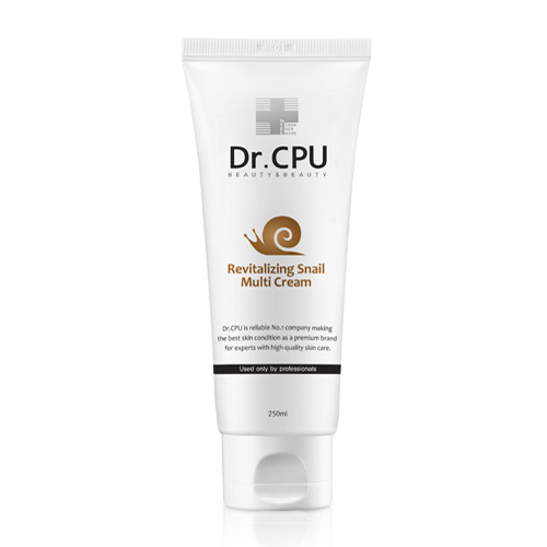 Dr. CPU Revitalizing Snail Multi Cream 250 ml