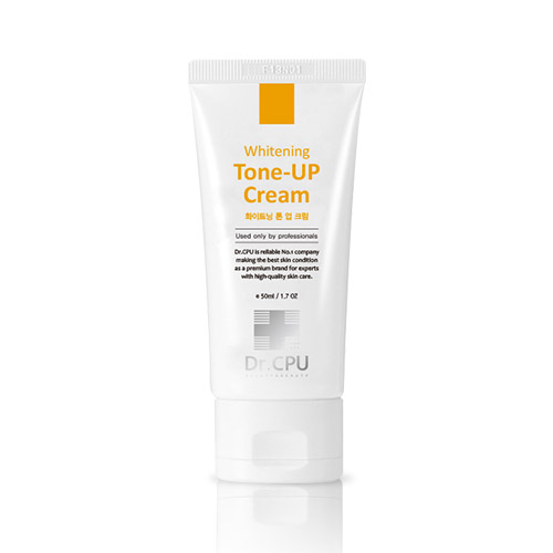 Dr. CPU Whitening Tone-Up Cream (Retail) 50 ml - 화이트닝 톤 업 크림