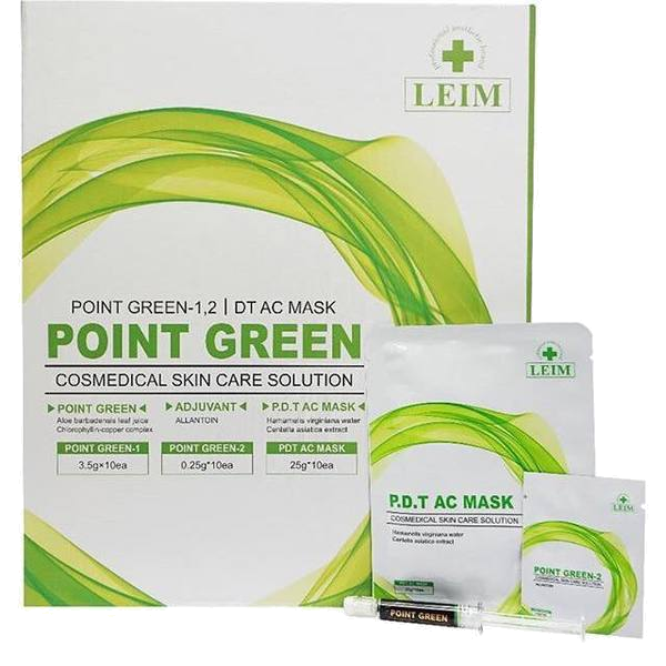 Dr.CPU Point Green (Acne & Oily) - 10 treatments