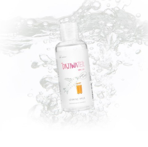dr.eslee Daji Cleansing Water (Make-Up Remover) Travel Size 100 ml - 다지워터:여행용