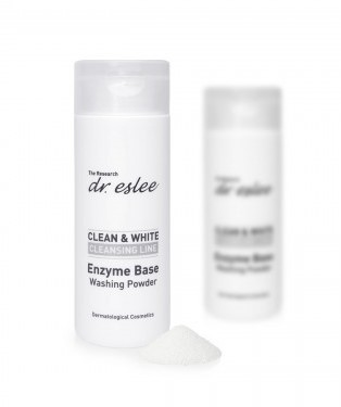 dr.eslee ENZYME BASE CLEANSING POWDER CREAM PACKS (3 Unit) 180 ml