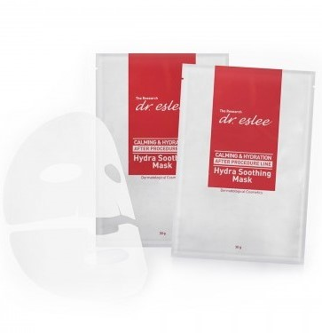 dr.eslee HYDRA SOOTHING MASKS 30 pieces @ 30 gm/pcs