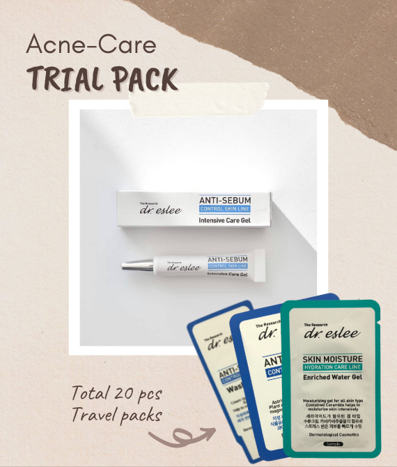 dr.eslee Intensive Acne-Care Travel/Trial Pack