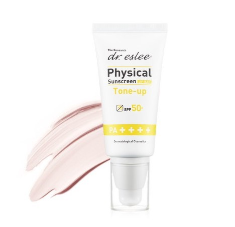 dr.eslee Physical Sunscreen Tone Up 50 gm (Calamie) - 피지컬 선스크린 톤업