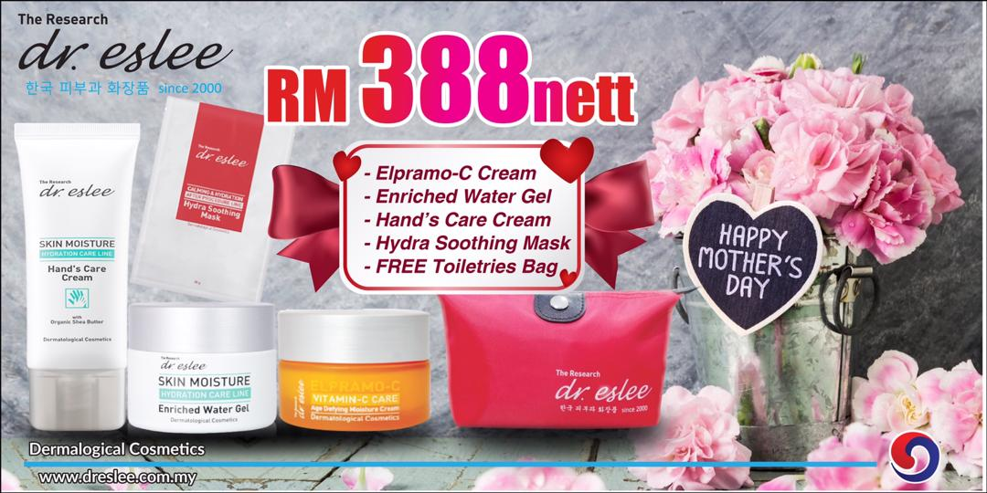 Mother's Day Gift Set Promotion 2019 Vit. C- Cream