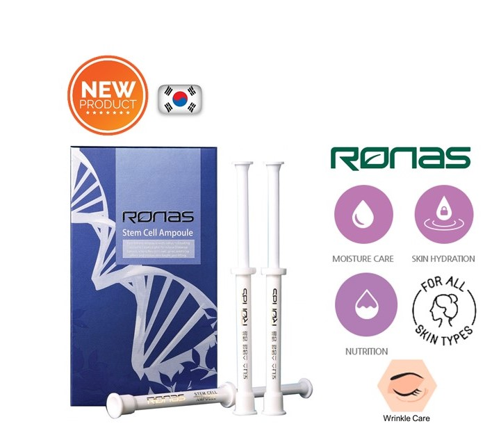 RONAS Stem Cell Ampoule 10 x 1 ml