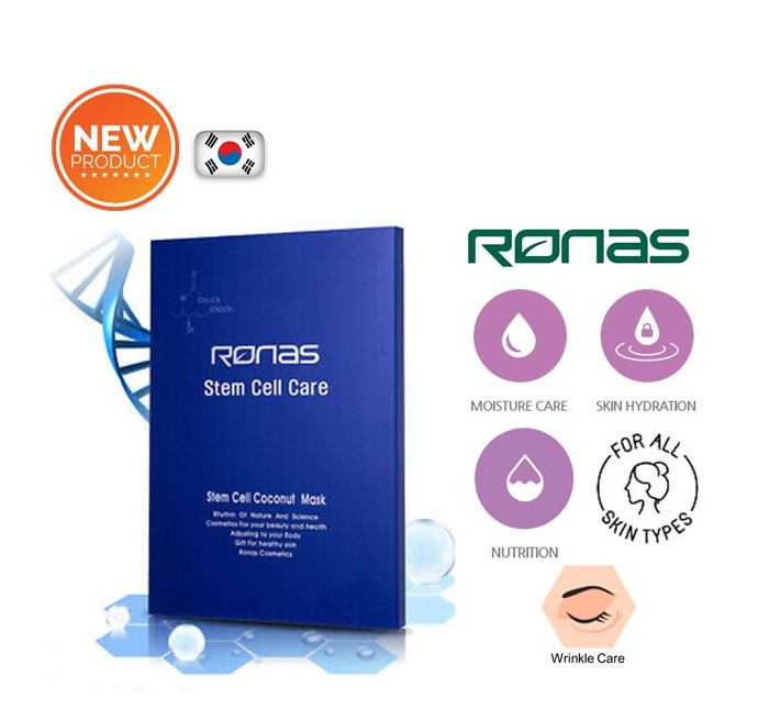 RONAS Stem Cell Mask  5 X 30 gm