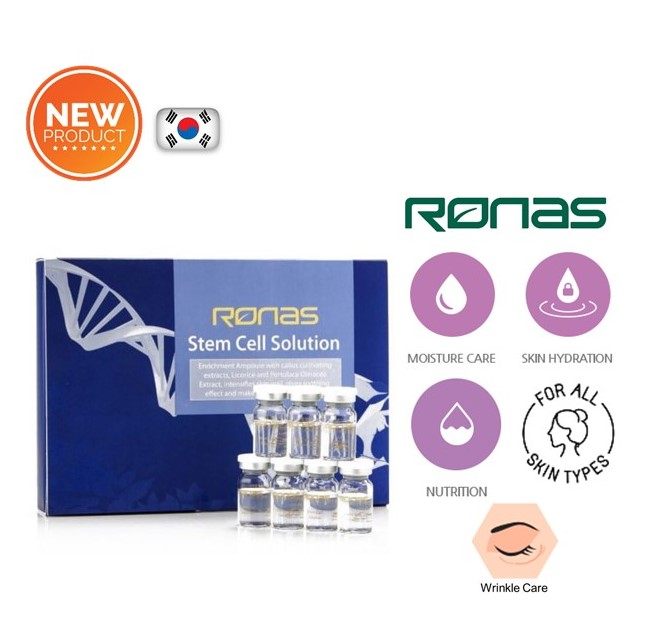 RONAS Stem Cell Solution 10 x 5 ml