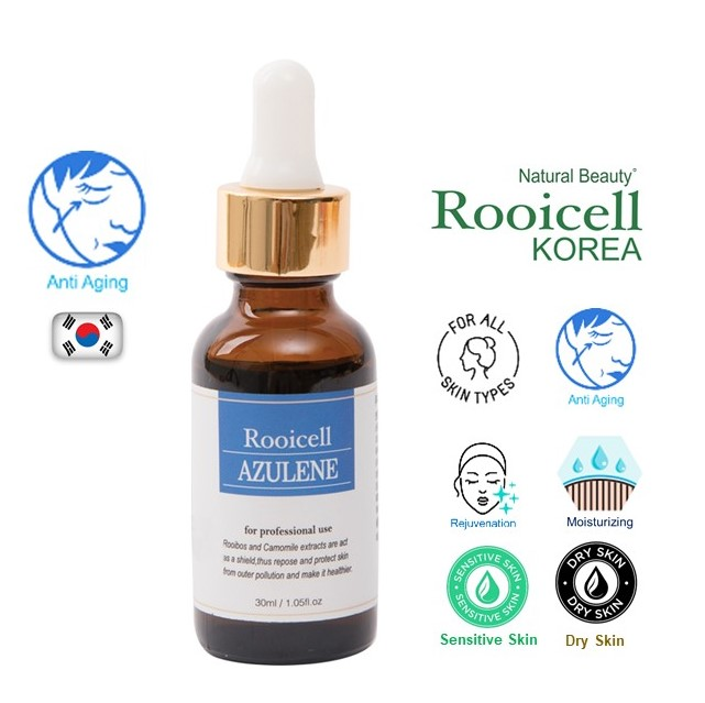Rooicell Azulene Serum 30 ml