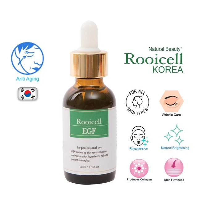 Rooicell EGF Serum 30 ml